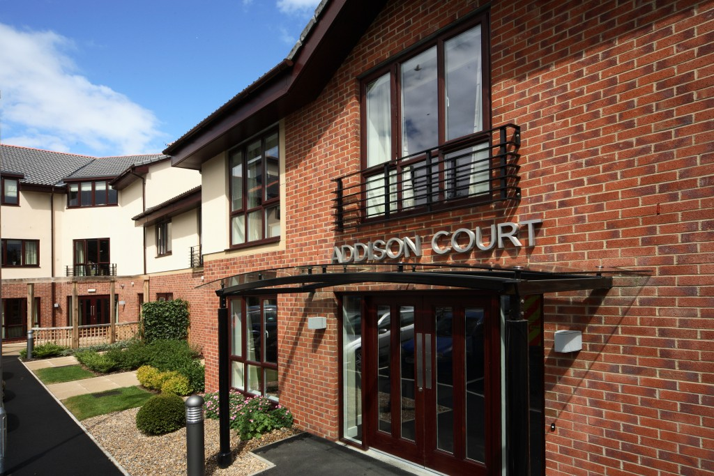 Addison Court Care Home Gateshead