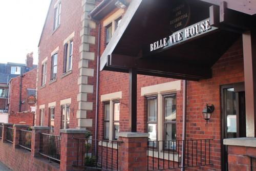 Belle Vue Heaton Care Home Newcastle