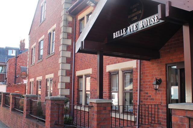 Belle Vue Heaton Care Home Newcastle