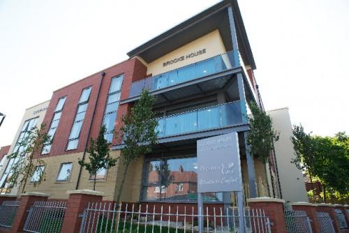 Brooke House Care Home Newcastle