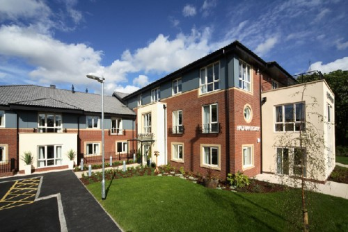 Hadrian House Care Home Newcastle